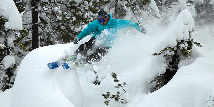 Snow Report for Lookout P Ski Area on