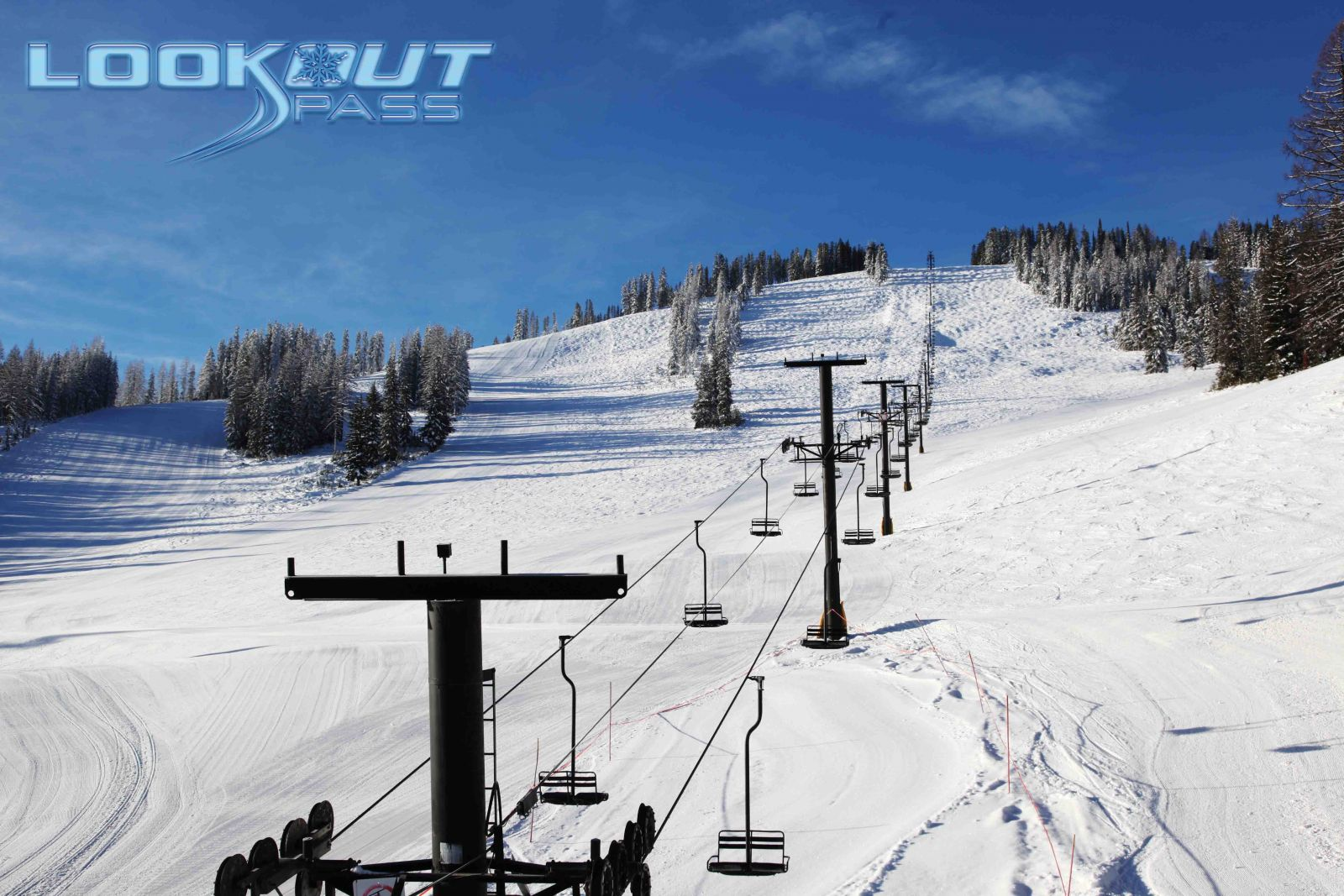 Purchase tickets today to ski at Lookout Pass