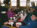Prime Timers meeting for lunch at the Loft Pub