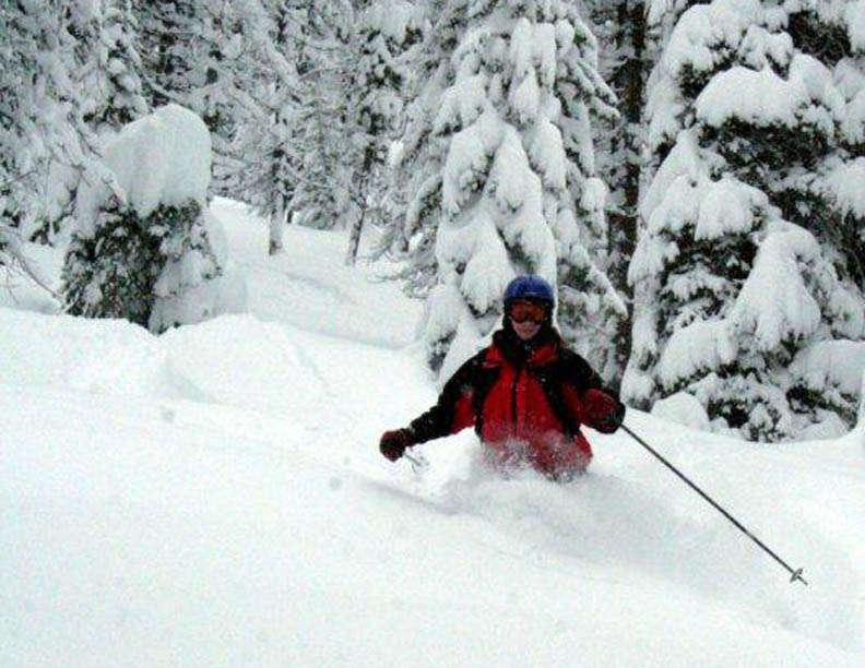 Safety in the deep powder