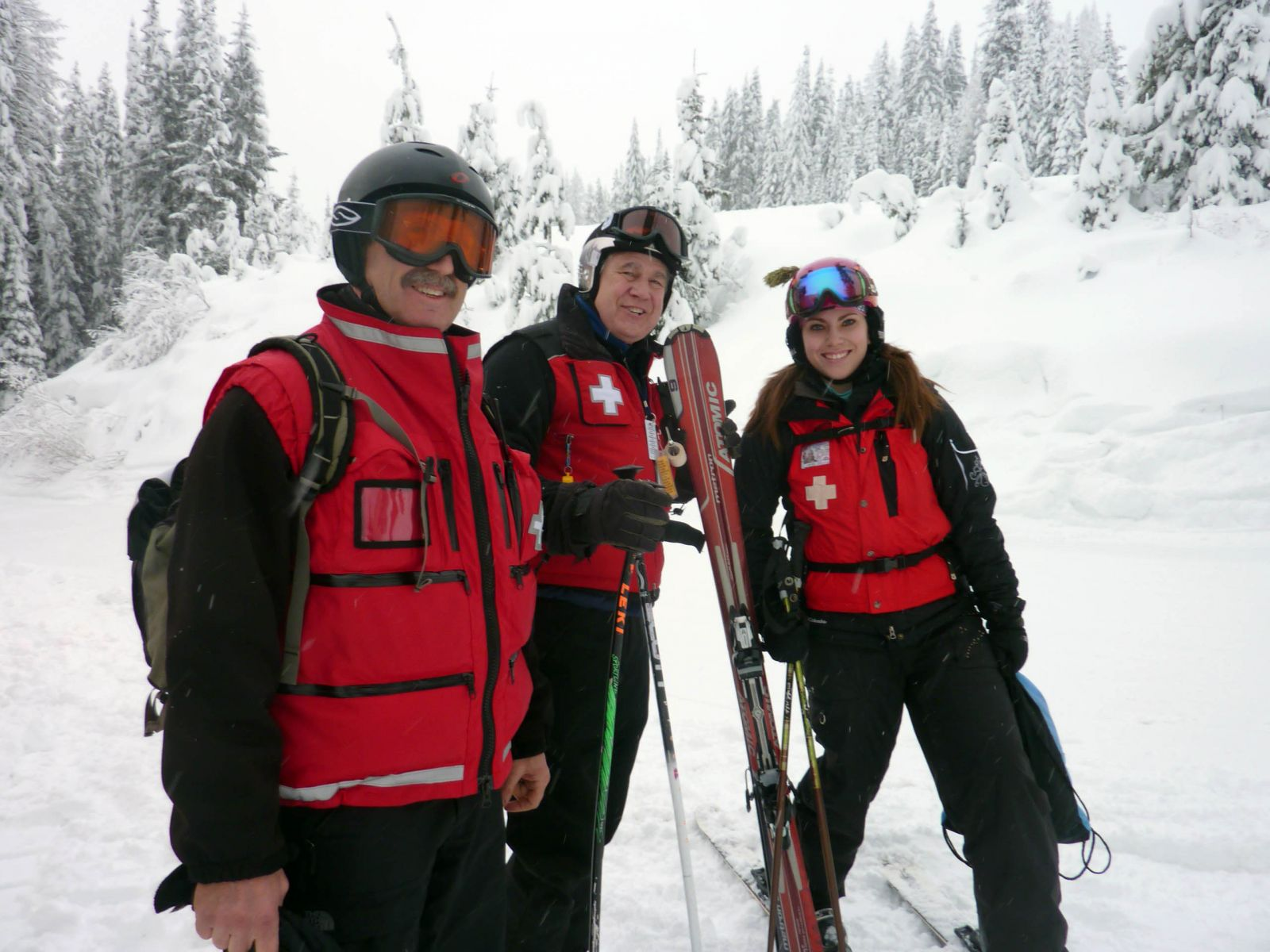 Mountain safety at Lookout Pass