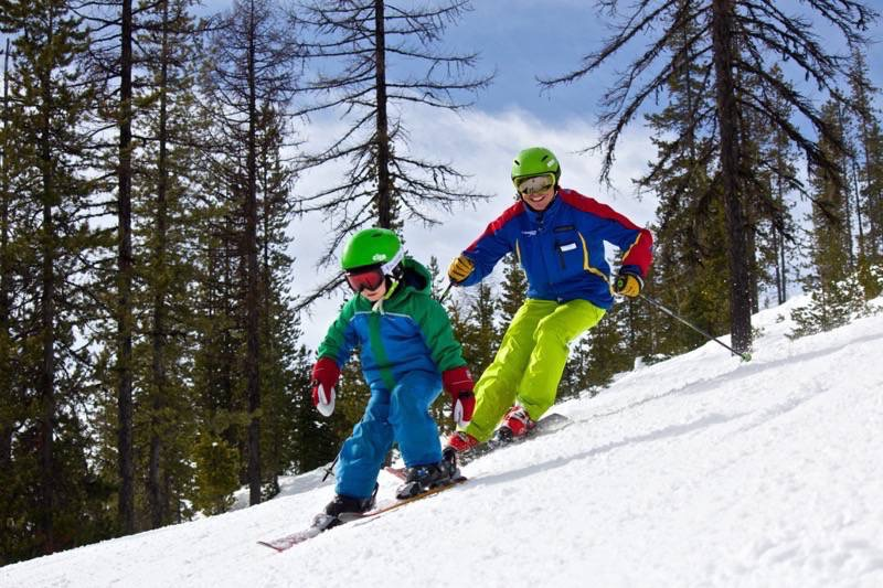 Private Ski, Snowboard, Telemark and Cross Country Ski Lessons at Lookout Pass